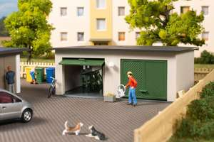 Auhagen 11456 Double garage