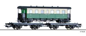 Tillig 70037 Set of narrow gauge transport DB