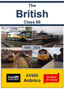 The British Class 66 (1999-2020)