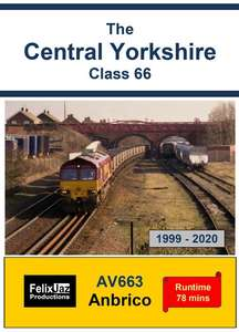 The Central Yorkshire Class 66