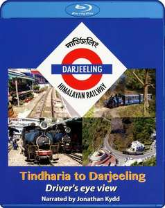 The Darjeeling Himalayan Railway. Blu-ray