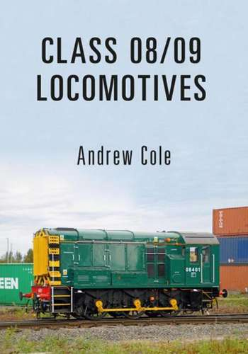 Class 08 09 Locomotives - Book