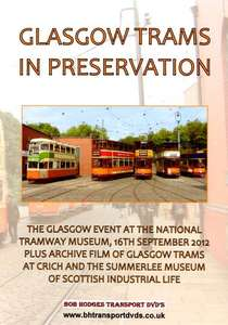 Glasgow Trams in Preservation