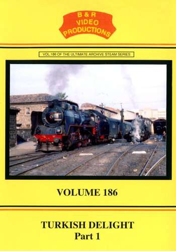 Turkish Delight Part 1 - Volume 186