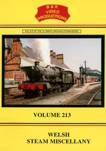 Welsh Steam Miscellany - Volume 213