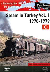 Steam in Turkey Volume 1 1978 - 1979