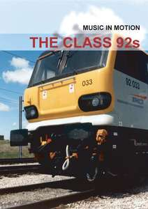 Class 92s - Music in Motion