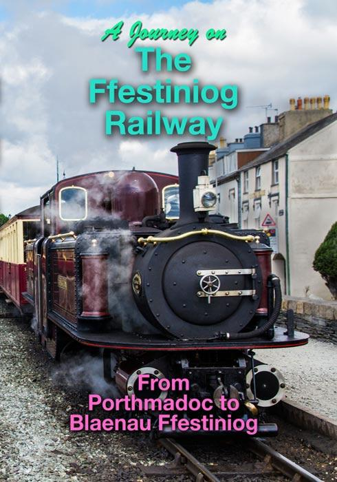 A Journey on The Ffestiniog Railway