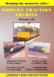 Modern Traction Archive - Volume 16