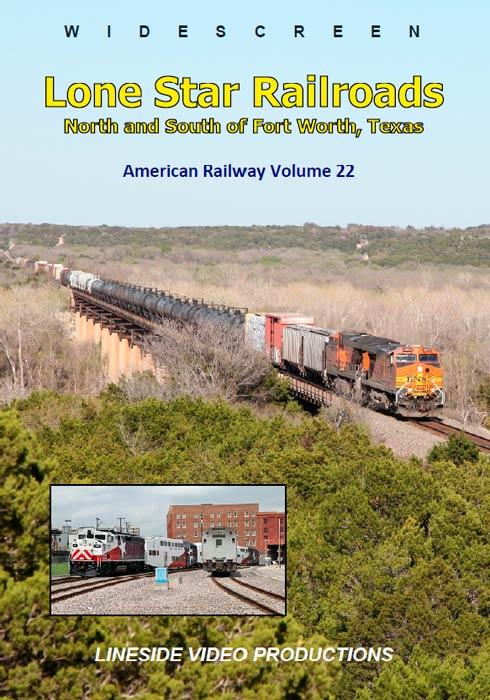 American Railway -  Volume 22 - Lone Star Railroads