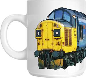 The Class 37 Mug Collection - No.1