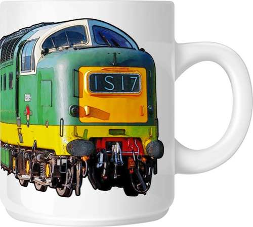 The Preserved Diesel Mug Collection - No.5