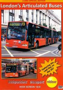 Londons Articulated Buses