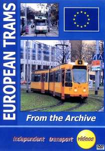 European Trams - From the Archive