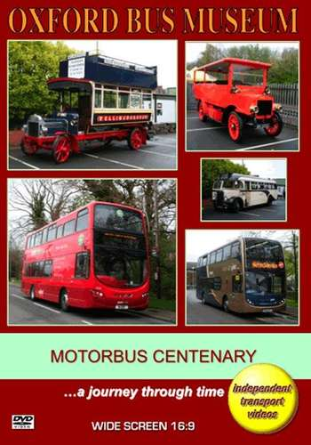 Oxford Bus Museum - Motorbus Centenary
