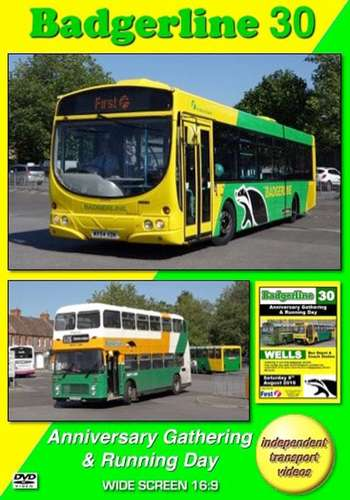 Badgerline 30 - Anniversary Gathering and Running Day