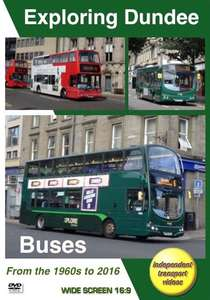 Exploring Dundee Buses - From the 1960s to 2016