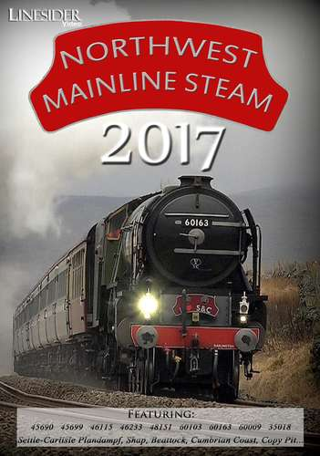 Northwest Mainline Steam 2017