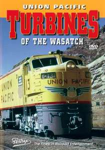 Union Pacific Turbines of the Wasatch