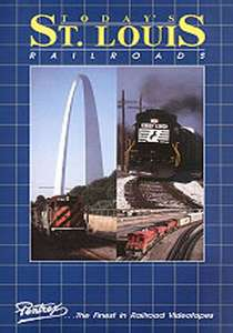 Todays St Louis Railroads