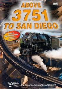 Above 3751 To San Diego