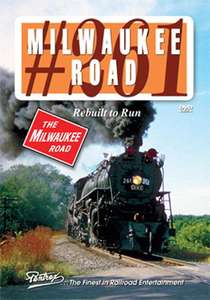 Milwaukee Road 261 - Rebuilt to Run