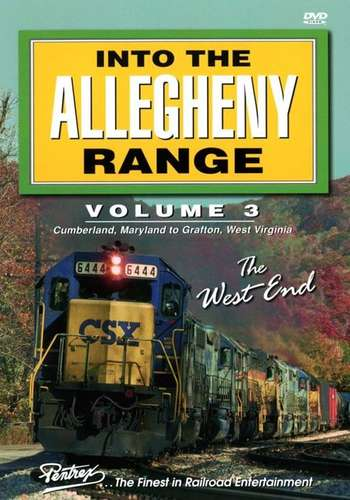 Into The Allegheny Range Volume 3