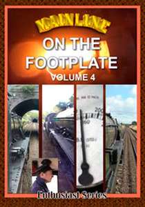 Mainline - On the Footplate - Volume 4