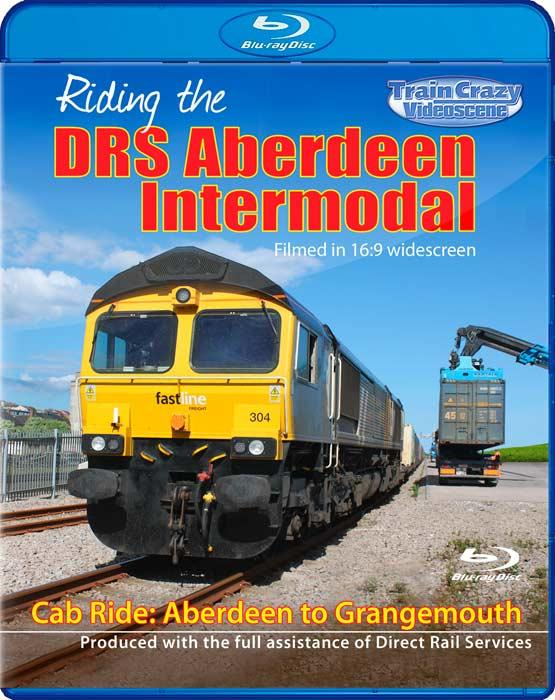 Riding the DRS Aberdeen Intermodal - Cab Ride: Aberdeen to Grangemouth. Blu-ray