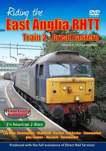 Riding the East Anglia RHTT Train 2 - Great Eastern