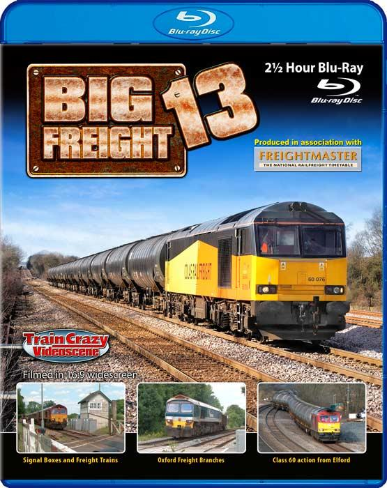 Big Freight 13 - Blu-ray