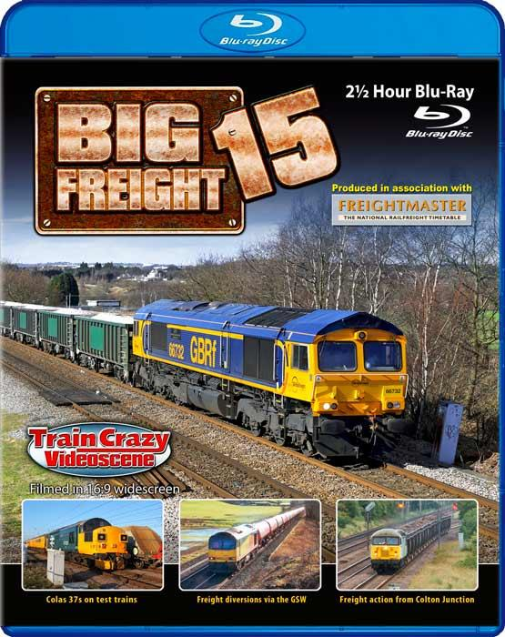 Big Freight 15 - Blu-ray