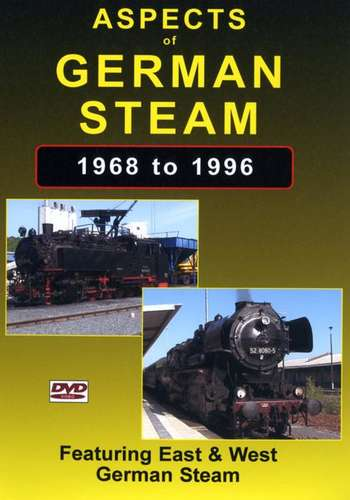 Aspects of German Steam 1968 - 1996