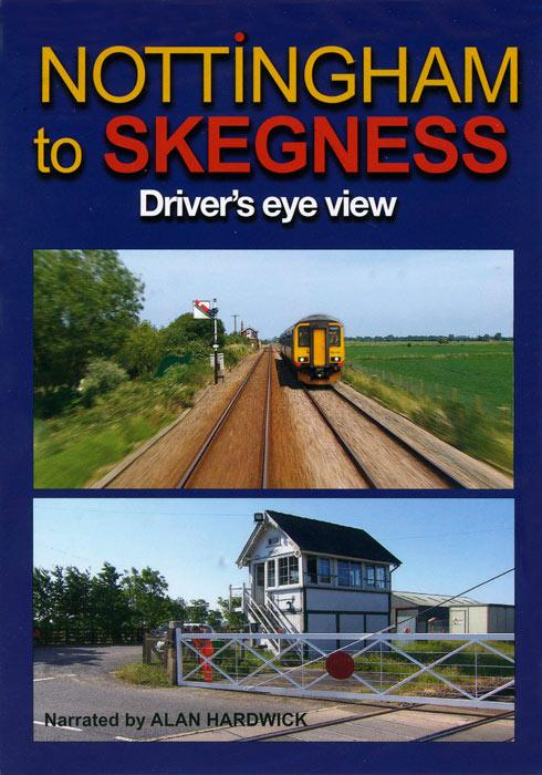 Nottingham to Skegness - Drivers Eye View