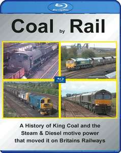 Coal by Rail - Blu-ray
