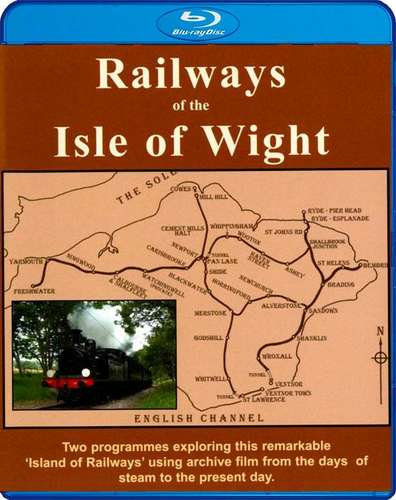 Railways of the Isle of Wight. Blu-ray
