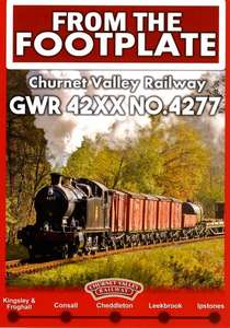 From the Footplate: Churnet Valley Railway - GWR 42XX No.427 -