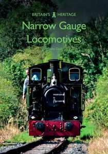 Narrow Gauge Locomotives - Book