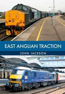 East Anglian Traction - Book