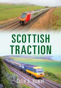 Scottish Traction - Book