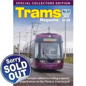 TRAMS Magazine 54 - Autumn 2011