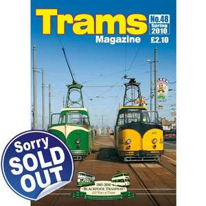 TRAMS Magazine 48 - Spring 2010