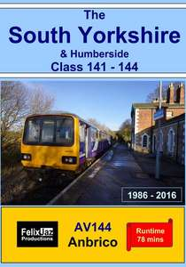 The South Yorkshire and Humberside Class 141 - 144. 1986 - 2016