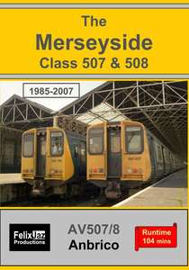 The Merseyside Class 507 and 508 (1985 - 2007)