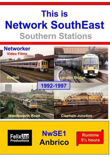 This is Network SouthEast Southern Stations