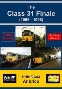The Class 31 Finale - 3 Disc Set