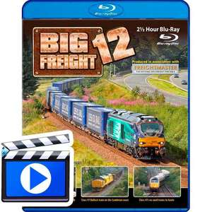 Big Freight 12 (1080p HD)