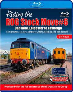 Riding the ROG Stock Move #6 - Blu-ray