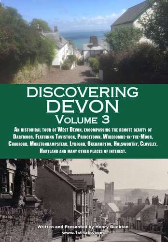 Discovering Devon Volume 3 DVD