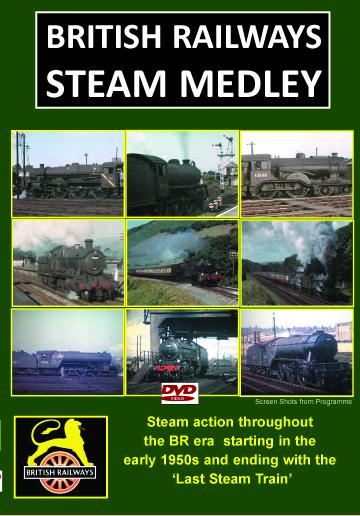 British Railways Steam Medley
